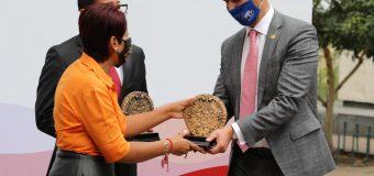 Reconocen a alcalde de la Miguel Hidalgo por combate a la desigualdad de género