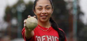 Estefanía Aradillas, bateadora de Liga Olmeca es ganadora del Premio Nacional del Deportes 2020