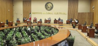 Aprueba INE límites al financiamiento privado de partidos y candidaturas independientes para elecciones 2021