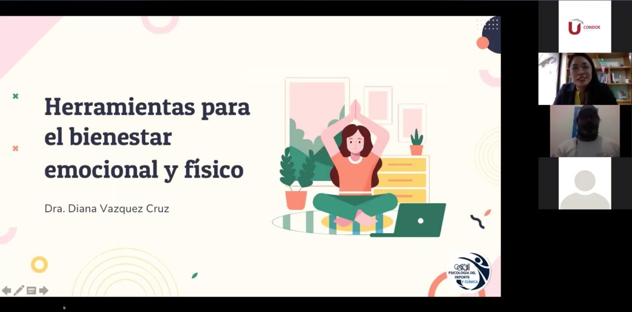 "Presenta el CONDDE ""I Ciclo de Talleres Ejercita tu mente"""